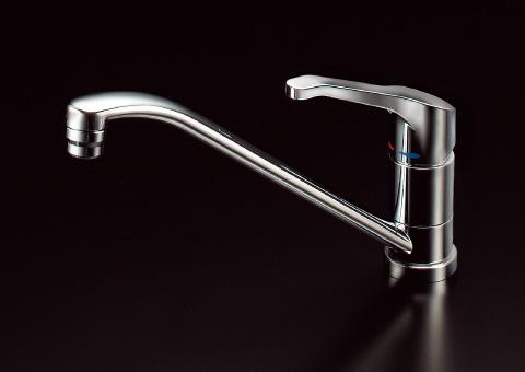 シングルレバー水栓
